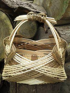 Zarzo+Square+Basket+Willow+Basket