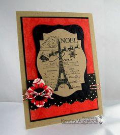 By: Kendra Wietstock; Crafter's Companion (Stamp-It Australia Collection - Joy & Spirit Set)