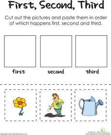 math worksheet : weather worksheets for kids from all kids network  weather unit  : Sequencing For Kindergarten Worksheets