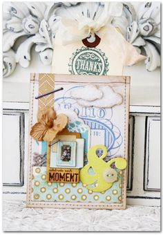Emma's Paperie: Color Challenge by Melissa Phillips