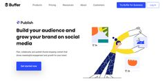 When it comes to successful brand promotion, Instagram is undoubtedly a great choice. It's an excellent venue to share visual content with your followers and connect with them. Though Instagram is a… Social Media Management Software, Brand Promotion, Business Profile, Marketing Software, Promote Your Business, Things To Come, How To Plan
