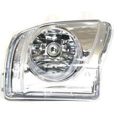 2006-2010 Lexus IS350 Fog Lamp RH, Lens And Housing