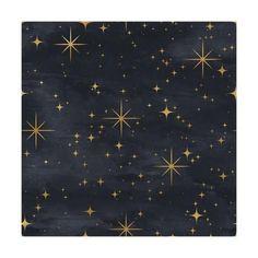 Elegant Stars Background by Irtsya : Star Painting, Diy Painting, Print Wallpaper, Pattern Wallpaper, Sky Ceiling, Ceiling Design, Star Background, Star Art, Night Skies
