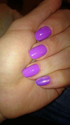 Neon lavender