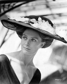 Vanessa Redgrave - as Isadora Duncan. So beautiful.
