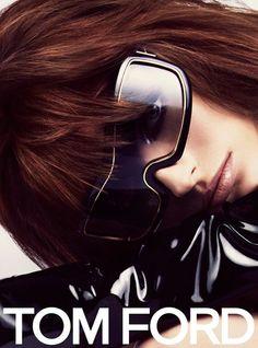 Tom Ford Eyewear Summer 2013 Campaign - Karlina Caune
