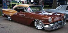 57 Oldsmobile Custom