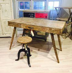 Vintage skrivebord