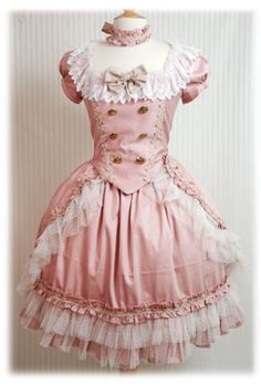 Candy Violet's Visions of Versailles Line - the Princess de Lamballe.