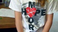 Verdigris Sixth-Grader Designs T-Shirt For Moore Tornado Relief - NewsOn6.com - Tulsa, OK - News, Weather, Video and Sports - KOTV.com |