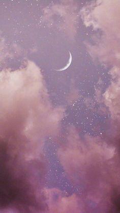 Ich rufe Hintergrundbilder an love images wallpaper - Wallpaper Ideas I call wallpapers love images Pink Moon Wallpaper, Iphone Wallpaper Stars, Wallpaper Pastel, Night Sky Wallpaper, Cloud Wallpaper, Iphone Background Wallpaper, Images Wallpaper, Aesthetic Pastel Wallpaper, Tumblr Wallpaper