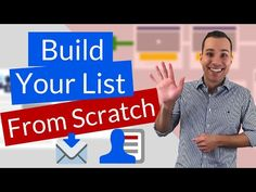 (1) How To Build An Email List Of Buyers For Free (0 to 5,000)