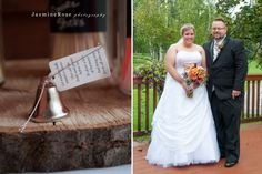 JasmineRose Photography - Wedding - White Birch Golf Course Lyndonville, NY Mr. & Mrs. Steve and Jessica McClary Camo - coozies - smores bar -