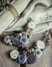 Risultati immagini per como hacer flores ibicencas