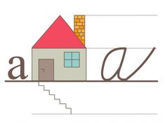 Psací písmo - slož slova – Veselá Chaloupka Bar Chart, Diagram, Symbols, Letters, Bar Graphs, Letter, Lettering, Glyphs, Calligraphy