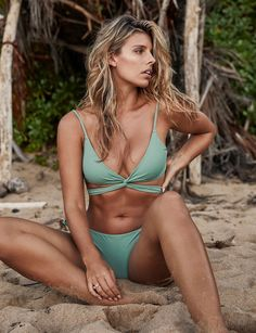 Natasha Oakley and Devin Brugman's line of women's swimwear, known for its iconic feminine designs, immaculate fit, soft-to-touch feel and enduring quality.
