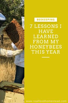 7 Lessons I Have Learned From My Honeybees This Year Hydroponic Gardening, Hydroponics, Container Gardening, Small Backyard Gardens, Small Backyards, Raising Bees, Backyard Beekeeping, Modern Homesteading, When Things Go Wrong