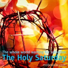 holy saturday quotes photos