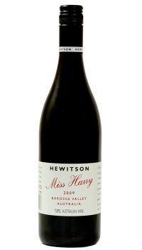 There´s always a bottle of Miss Harry at hand in our household.