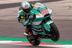 55 Hafizh Syahrin, Petronas Raceline Malaysia - Moto2, Austria 2016