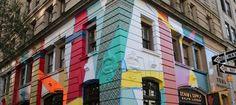 Ralph Lauren s'initie au street art avec le projet Art Wall à New York - L'EXPRESS