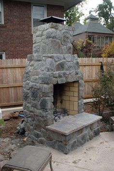 10 Desirable Tips: Quartz Fireplace Surround fireplace built ins farmhouse.Fireplace Built Ins Farmhouse. Outside Fireplace, Country Fireplace, Backyard Fireplace, Concrete Fireplace, Diy Fireplace, Backyard Patio, Fireplace Drawing, Fireplace Doors, Simple Fireplace