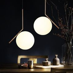 Best Offer for Modern Led Metal Pendant Lights Wrought Iron Glass Round Ball Brass Rod Hanging Lamp For Living Roomcafekitchen Nordic Lighting Decor, Lamp Light, Glass Ball, Bedroom Led Lamps, Lamp, Glass Ball Pendant, Pendant Lamp, Modern Style Living Room, Wrought Iron Glass