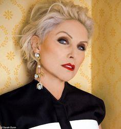Debbie Harry 66. (Blondie) - Absolutely!
