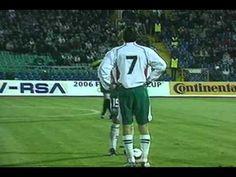 Berbatov - Bulgarian national team