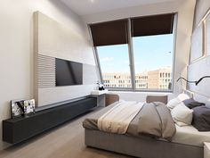 Moscow Penthouse by Shamsudin Kerimov Architects – Interiors x Design
