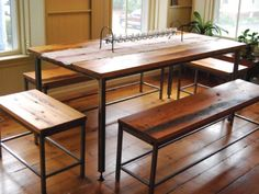 Custom Handmade Furniture | Reclaimed Wood Furniture for Sale