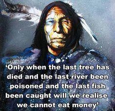 Money isn't everything. http://www.naturalnews.com                                                                                                                                                                                 More