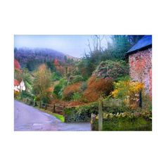 Zuza Fun » England countryside ❤ liked on Polyvore