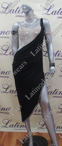 LATIN-RHYTHM-SALSA-BALLROOM-COMPETITION-DANCE-DRESS-SIZE-S-M-L-LT811