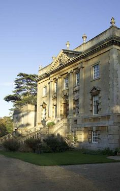 Frampton Court, built 1730, Frampton on Severn, Gloucestershire, UK
