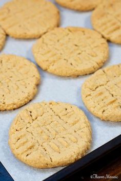 Best Old Fashioned Eggless Peanut Butter Cookies are simple homemade peanut butter cookies made with no eggs but taste just like the classic peanut butter cookies you remember from your childhood. Easy Homemade Cookies, Homemade Peanut Butter Cookies, Classic Peanut Butter Cookies, Butter Cookies Recipe, Peanut Butter Desserts, Peanut Cookie Recipe, Eggless Cookie Recipes, Eggless Desserts, Dessert Recipes