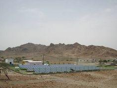 Le complex solaire de ALI ADDE