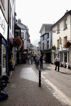 Looe, Cornwall, England