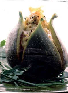 Fig recipes from the blog becoming Madame