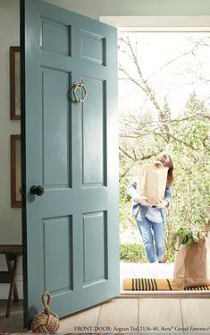 94 Paint Colors For Doors Ideas In 2021 Door Color Exterior Doors Doors