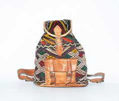 Tapestry Backpack by Magdalena Luszcz