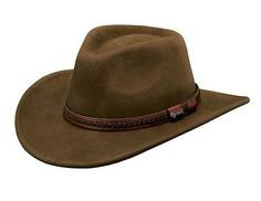 d1d293e9202e4 Outback Trading Hat Mens Tough High Country Water-Repellent Wool 1328 Farm  Clothes