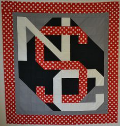 North Carolina State Quilt
