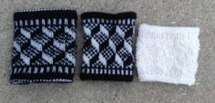 One Motif, Three Knitting Techniques, September 28 - October 3, 2014 with Carol Rhoades  www.sieversschool.com