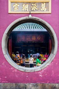 A Ma Temple-Macau