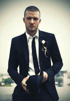 Justin Timberlake - I'm lucky to have met him a bunch of times since 1998!