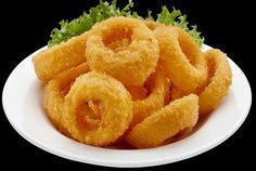 The crispy onion rings are often associated with fast food restaurants. Today we will learn how to make the Crispy Onion Rings Recipe. Food Network Recipes, Food Processor Recipes, Cooking Recipes, Finger Food Appetizers, Appetizer Recipes, Snacks Recipes, Healthy Recipes, Greek Recipes, Indian Food Recipes