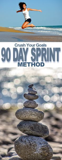 90 Day Sprint, a goal planning method that will have you crushing all of your goals in no time. Healthy, successful living is for those who continue moving forward and dont quit even when they make mistakes.