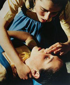 Anna Gaskell   Untitled #12(Wonder Series)  1996, C-print 60 x50 inches