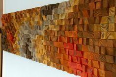 Arte rústico grande escultura de madera de la por ArtGlamourSligo